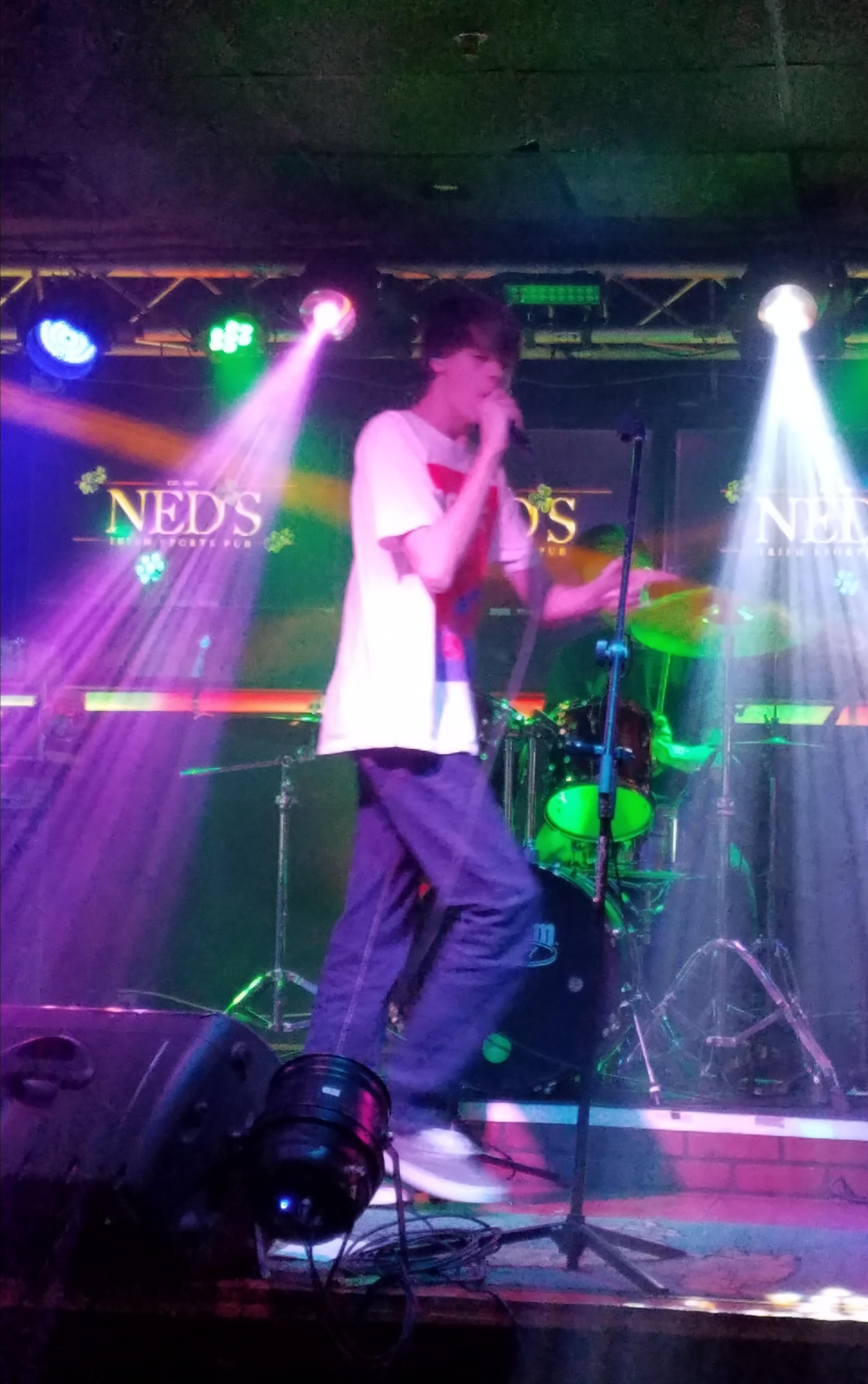 FUSE, Teen Rock Band, Maryland, Award Winning Band, Drew Reuschlein