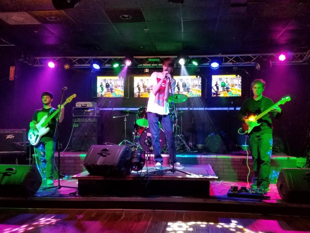 FUSE, Teen Rock Band, Maryland, Award Winning Band, Devin Streight, Jacob Gemma, Drew Reuschlein, Liam Chen