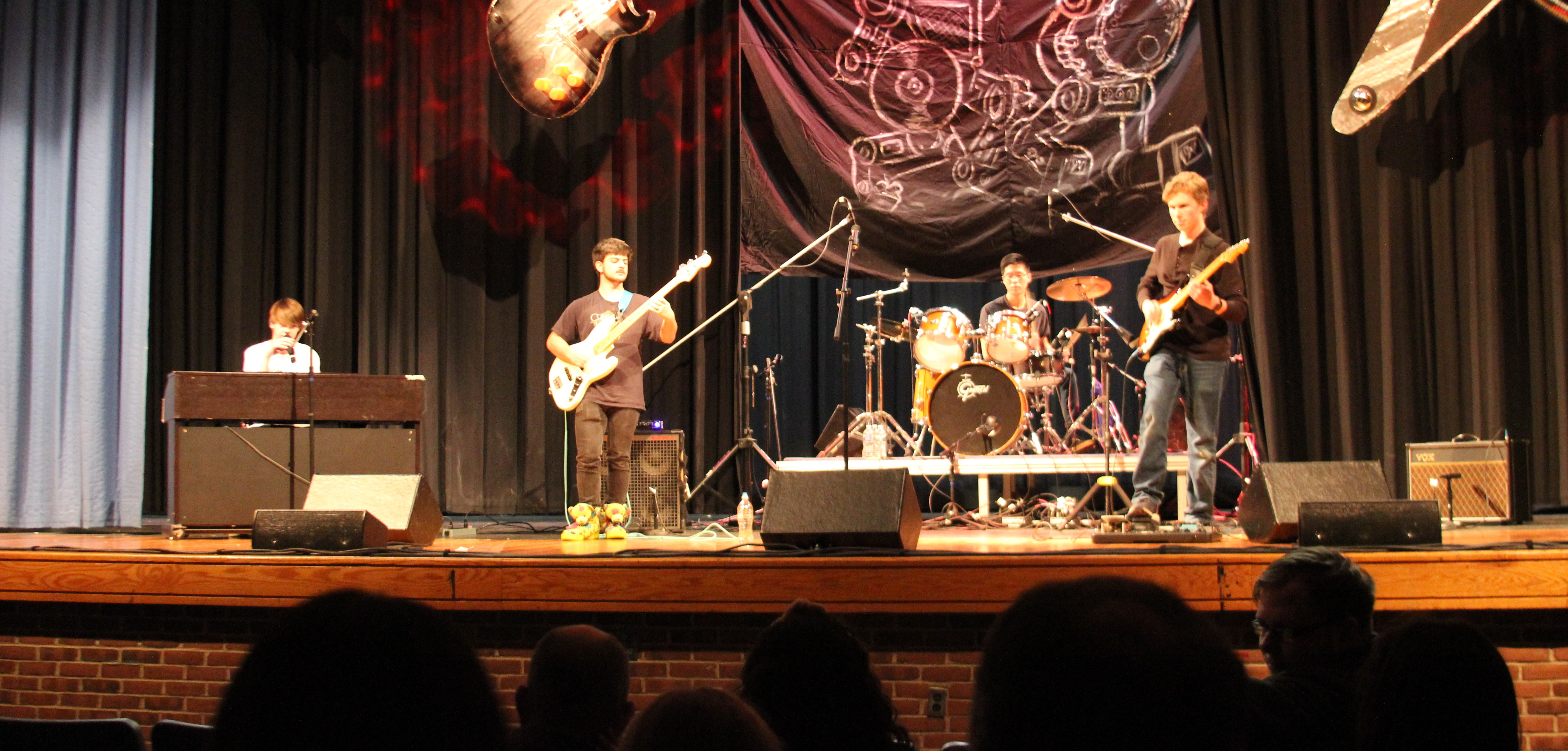 Devin Streight, Jacob Gemma, Drew Reushlein, FUSE, FUSE Band, Rock Band, Band Maryland,Battle of the bands, Teen Band, fuse band, Best Teen Rock Band, Opening Band, Support Band, Bands For Battles