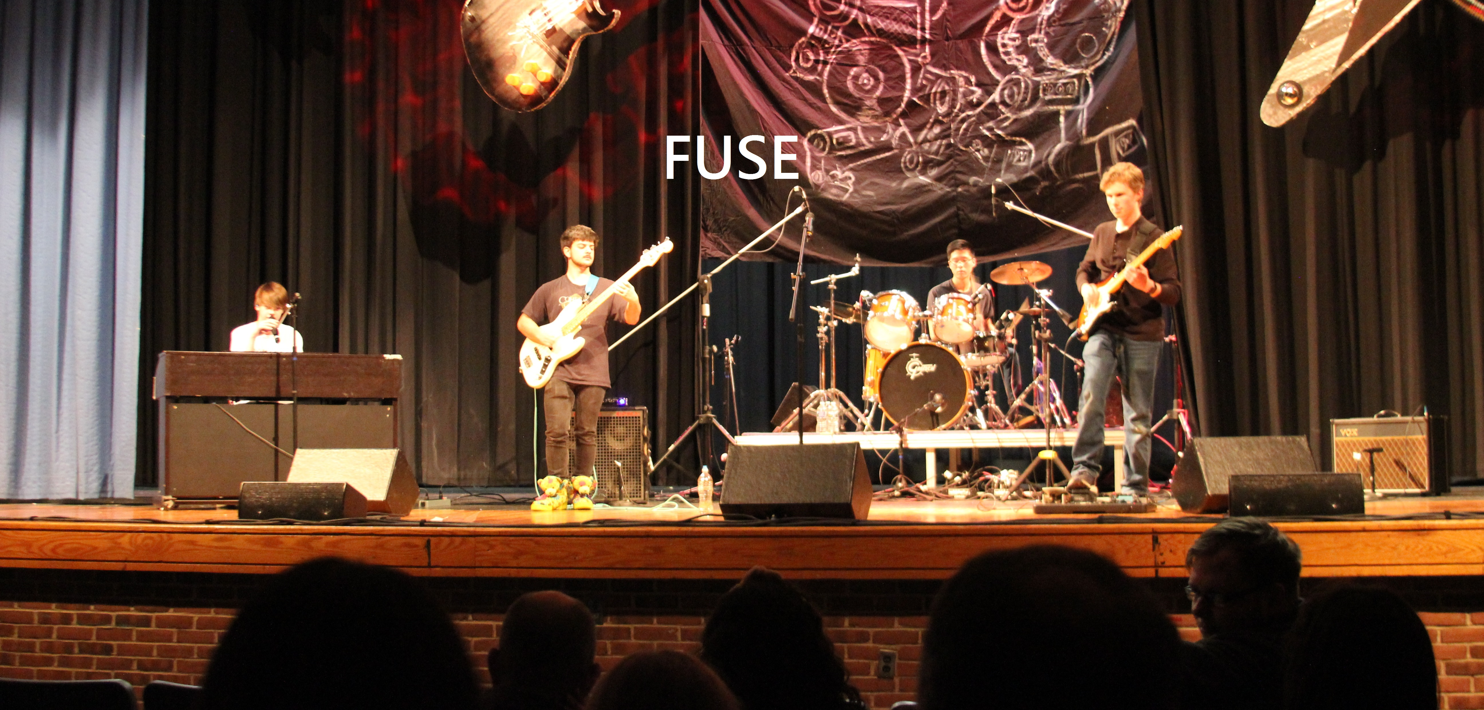 FUSE band, FUSE, Maryland, Rock, Rock Music, Rock Band, Maryland Rock Band, Classic Rock, Maryland, Virginia, DC, Battle of the Bands, Charity Band, Best Band, FUSE, Opening Band, Support Band